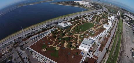 Facebooks pronkstuk: compleet park op het dak van je kantoor