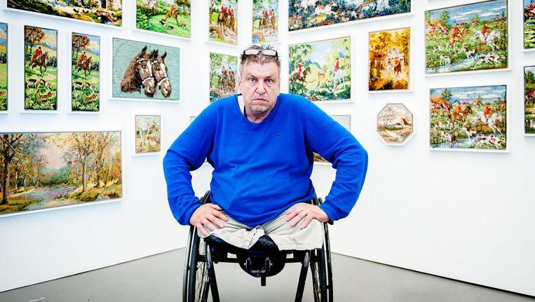 Kunstenaar Rob Scholte Beeld anp