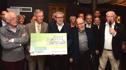 Rotaryclub Gaasbeek-Pajottenland schenkt 2.000 euro aan Het Land van Halle en Asse