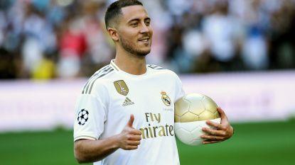Bernabéu van jongsaf als droombestemming: Eden Hazard was in gedachten altijd al een Galáctico