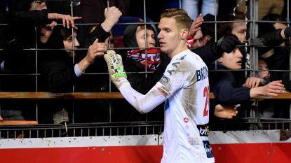 TransferTalk. Genk polst Kortrijk rond Kaminski - STVV dicht bij Arsenal-spits - Ochoa van Luik naar Argentinië?