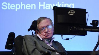 Stephen Hawking kondigt opnieuw machine-opstand aan