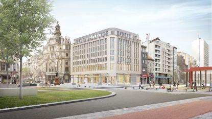 Gloednieuw hotel tegen 2020 aan Operaplein