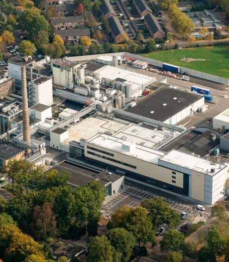 Fabriek Nestlé in Nunspeet deels ontruimd vanwege brand