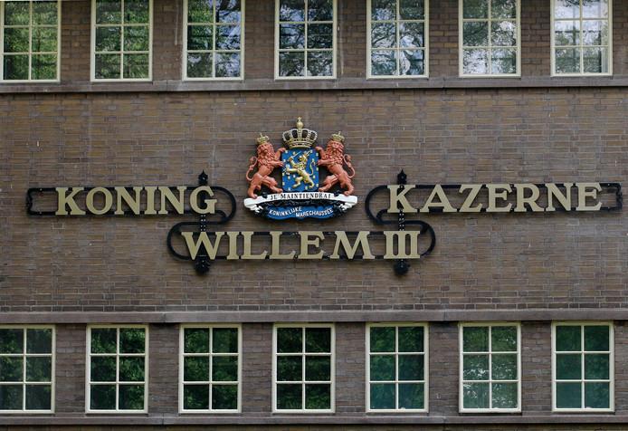 De Koning Willem III kazerne in Apeldoorn