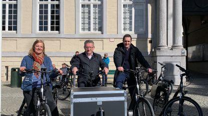 Brugs stadspersoneel krijgt 20 elektrische fietsen ter beschikking (maar alle dienstwagens blijven voorlopig in gebruik)