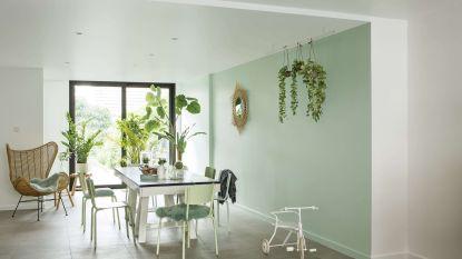 Kleur in ons interieur: Belgen kiezen vooral witte muren