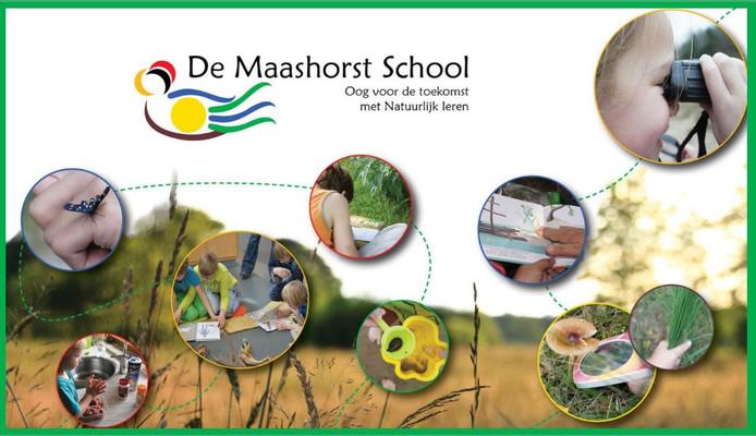 Op de website legt de Maashorst School de visie en missie uit.