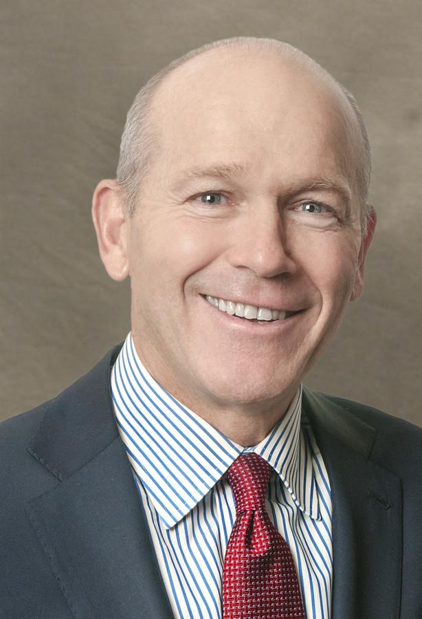 Boeing-topman Dave Calhoun.