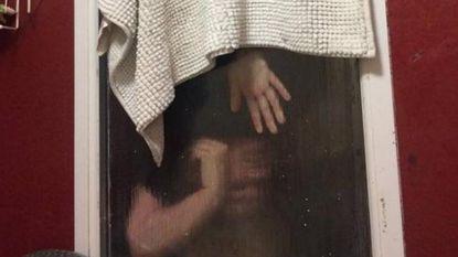 Hun Tinderdate ging geweldig, tot ze besloot om in zijn flat naar groot toilet te gaan