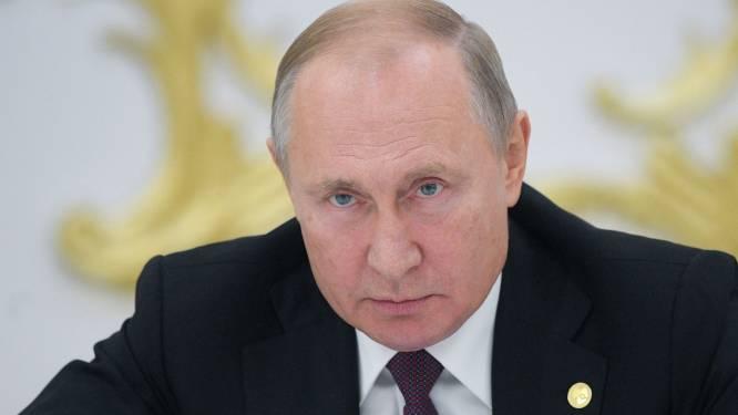 Werelddominantie van Rusland en VS is verleden tijd, geeft Poetin zelf toe