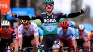 Bennett houdt Van Aert van overwinning in Dauphiné, Teuns blijft leider