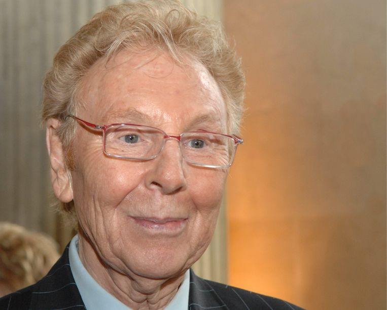 Gaston Berghmans in 2006.