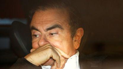 Nissan wil ex-voorzitter Ghosn afzetten