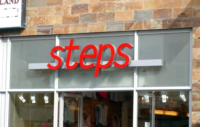 Een filiaal van Steps in Den Bosch.