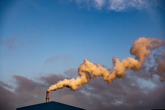 CO2-uitstoot.