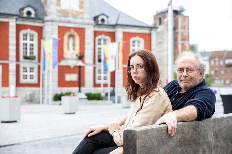 Zus Berenice en vader Stefaan Ottenbourgs verloren Emile (23). Hij kwam om bij een werkongeval met een schaarlift.