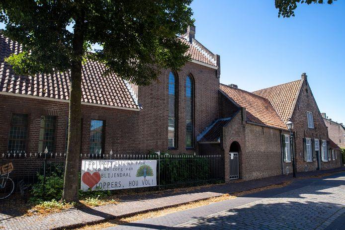 Klooster Blijendaal in de Nieuwstraat in Oirschot.