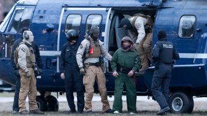Duitse politie arresteert drie Irakezen op verdenking van plannen van zware aanslag