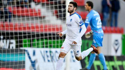 VIDEO: Knappe goal Pozuelo beslist wedstrijd tegen Zulte Waregem