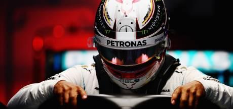 Hamilton niet gerust: Ik weet niet of we Ferrari kunnen uitdagen