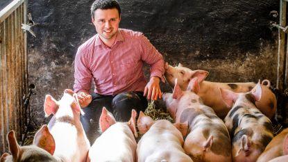Varkensboer Bart genomineerd voor laureaat Korte Keten van de provincie