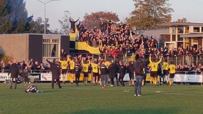 ZSV won de Kranenmortelderby dit seizoen.
