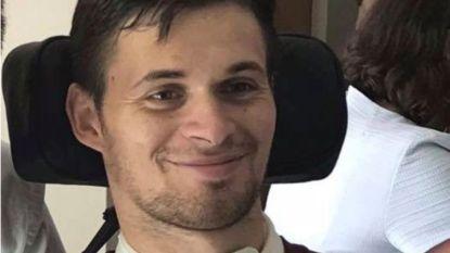 """Verlamde Nathan Bundy (26) 3,5 jaar na motorongeval overleden: """"Zijn lichaam was helemaal op"""""""