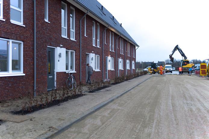 Groot Holthuizen in Zevenaar. Nieuwbouw, daar liggen kansen voor de woningmarkt in deze regio, zegt directeur Tom  Schreurs van Thoma Enning Makelaars in Winterswijk.