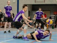Volleyballers Vocasa onderuit tegen Taurus