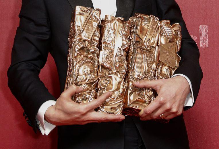 De Césars zijn de meest prestigieuze Franse filmprijzen.