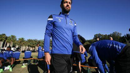 Benoît Poulain hervat bij Club Brugge, maar play-off 1 komt te vroeg