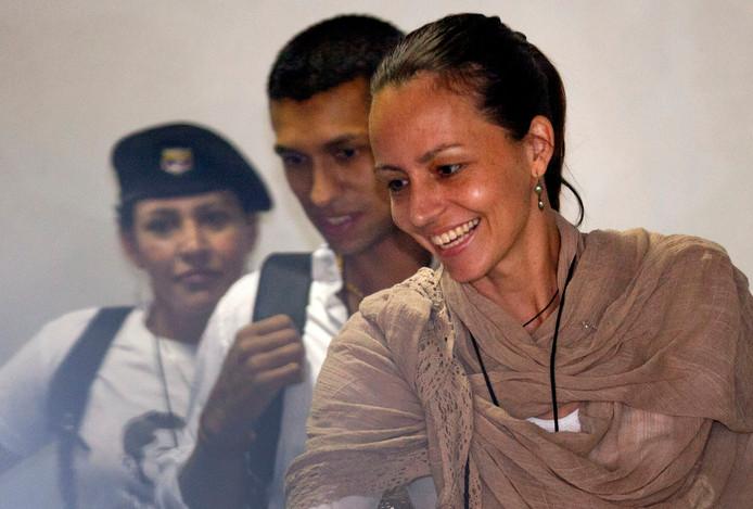 Tanja Nijmeijer was als vertaler en onderhandelaar betrokken bij de vredesbesprekingen op Cuba.