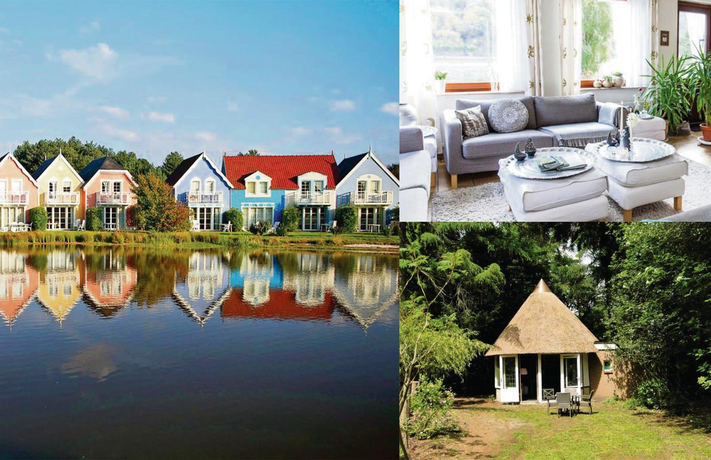 Reisexpert Johan Lambrechts zocht uit waar je in België, Nederland, Frankrijk en Duitsland nog een vakantiehuisje voor de herfstvakantie kan boeken.