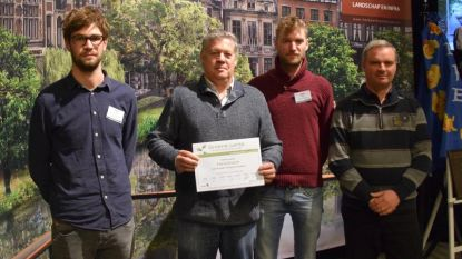 Hemiksem behaalt derde plaats in wedstrijd 'Groene Lente'