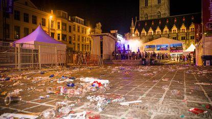 Volgend jaar geen wegwerpbekers meer op Gentse Feesten