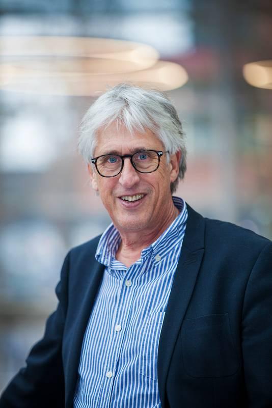 Rob Gründemann neemt afscheid als lector bij de Hogeschool Utrecht.