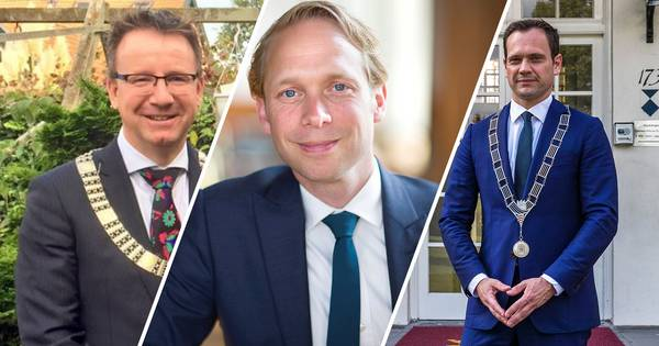 Drie homoseksuele burgemeesters van IJsselstein, Culemborg en De Bilt spreken zich uit