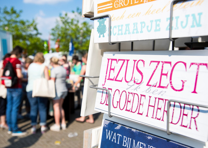 EO-Jongerendag 2016. Toen nog in GelreDome in Arnhem.