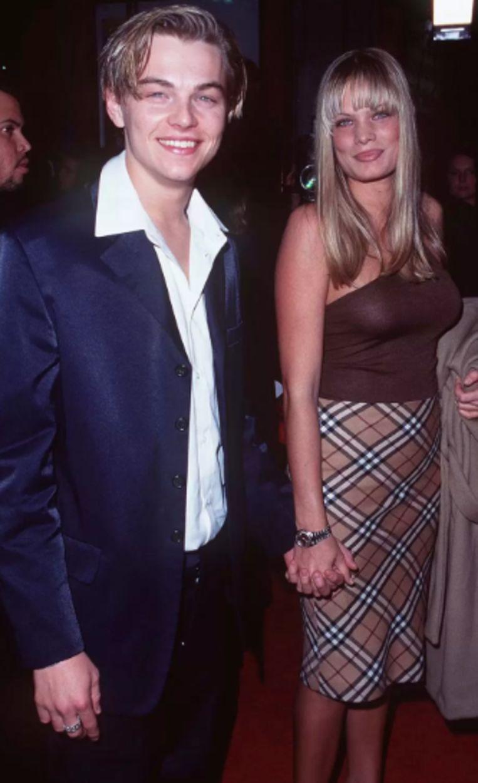 Leonardo en Kristen Zang