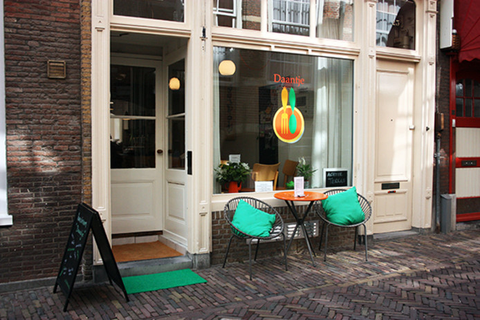 Daantje Food & Drinks is genomineerd voor de Vegan Awards 2018.