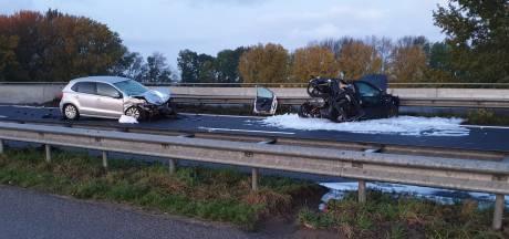 Automobilist uit Tholen (19) overleden in ziekenhuis na ongeluk op A17 bij Roosendaal