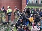 Scholen ontruimd vanwege groot gaslek