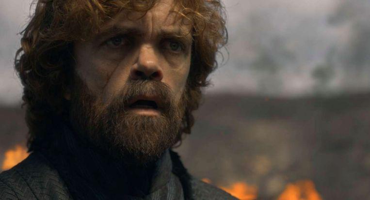 Een verbijsterde Tyrion is de verpersoonlijking van elke kijker.