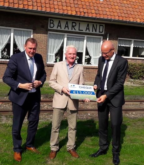 SGB koopt emplacement van station Baarland