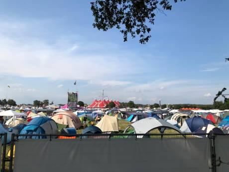 Dode gevonden op campingterrein Zwarte Cross