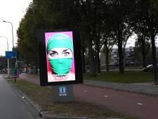 Den Bosch bindt met digitale borden de strijd aan met 'moderne slavernij'