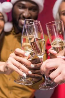 De kerstborrels komen er weer aan: hoeveel drankjes kun je drinken?