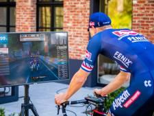 Hoe meer virtuele sport, hoe groter de hunkering naar het echte werk