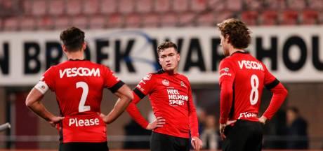 Belabberd Helmond Sport laat het na rust volledig lopen tegen Excelsior